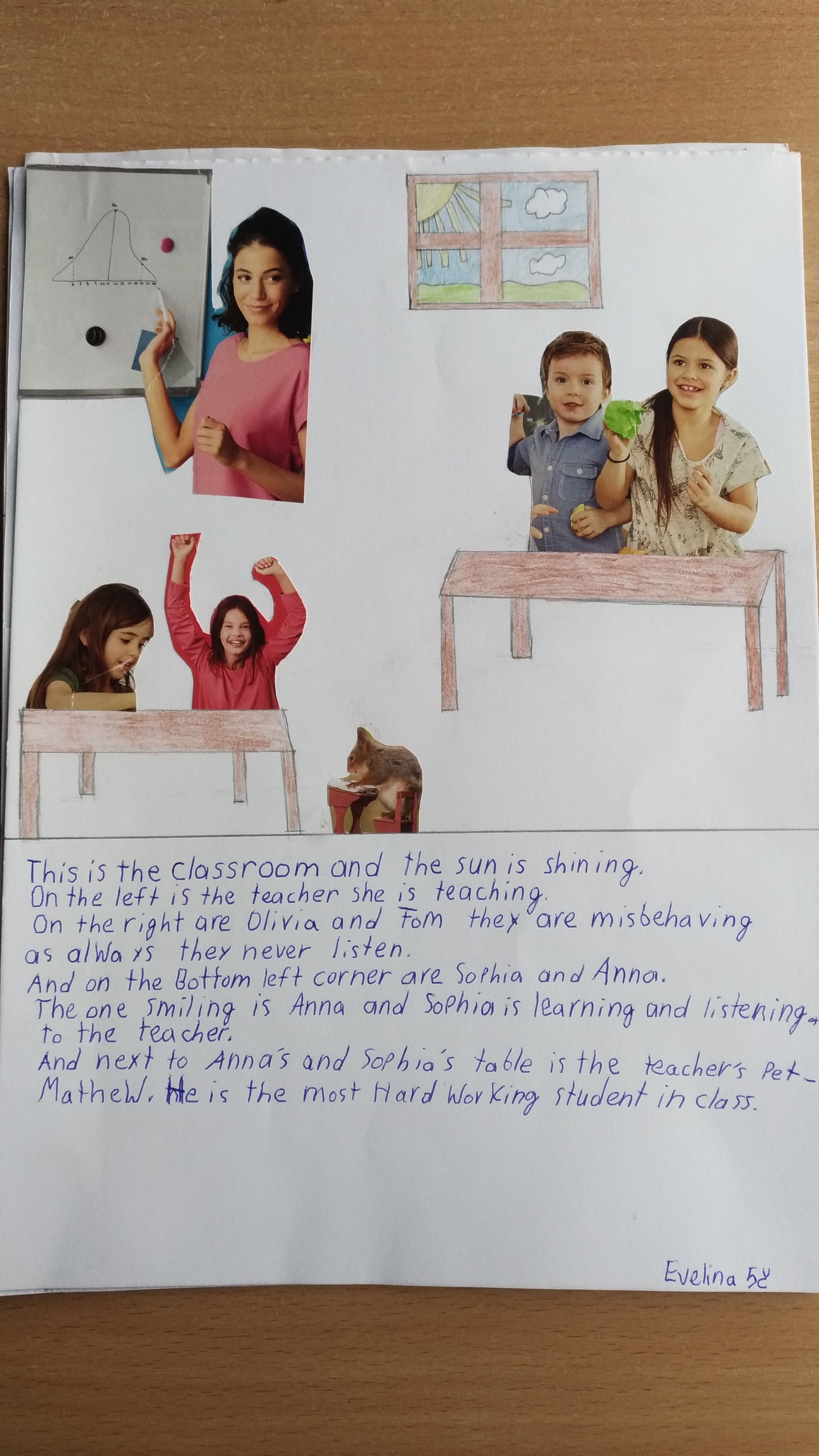 present-continuous-story-Level-A1-Grade-5-1