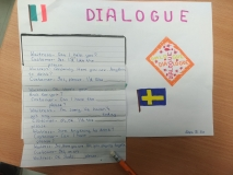 Project Ordering Food and Drinks in a Cafe MENU level A2 Vilnius Jonas Basanavičius pregymnasium 5th graders 2019 (12)