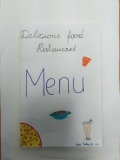 Project Ordering Food and Drinks in a Cafe MENU level A2 Vilnius Jonas Basanavičius pregymnasium 5th graders 2019 (13)