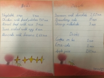 Project Ordering Food and Drinks in a Cafe MENU level A2 Vilnius Jonas Basanavičius pregymnasium 5th graders 2019 (18)