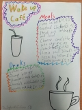 Project Ordering Food and Drinks in a Cafe MENU level A2 Vilnius Jonas Basanavičius pregymnasium 5th graders 2019 (3)