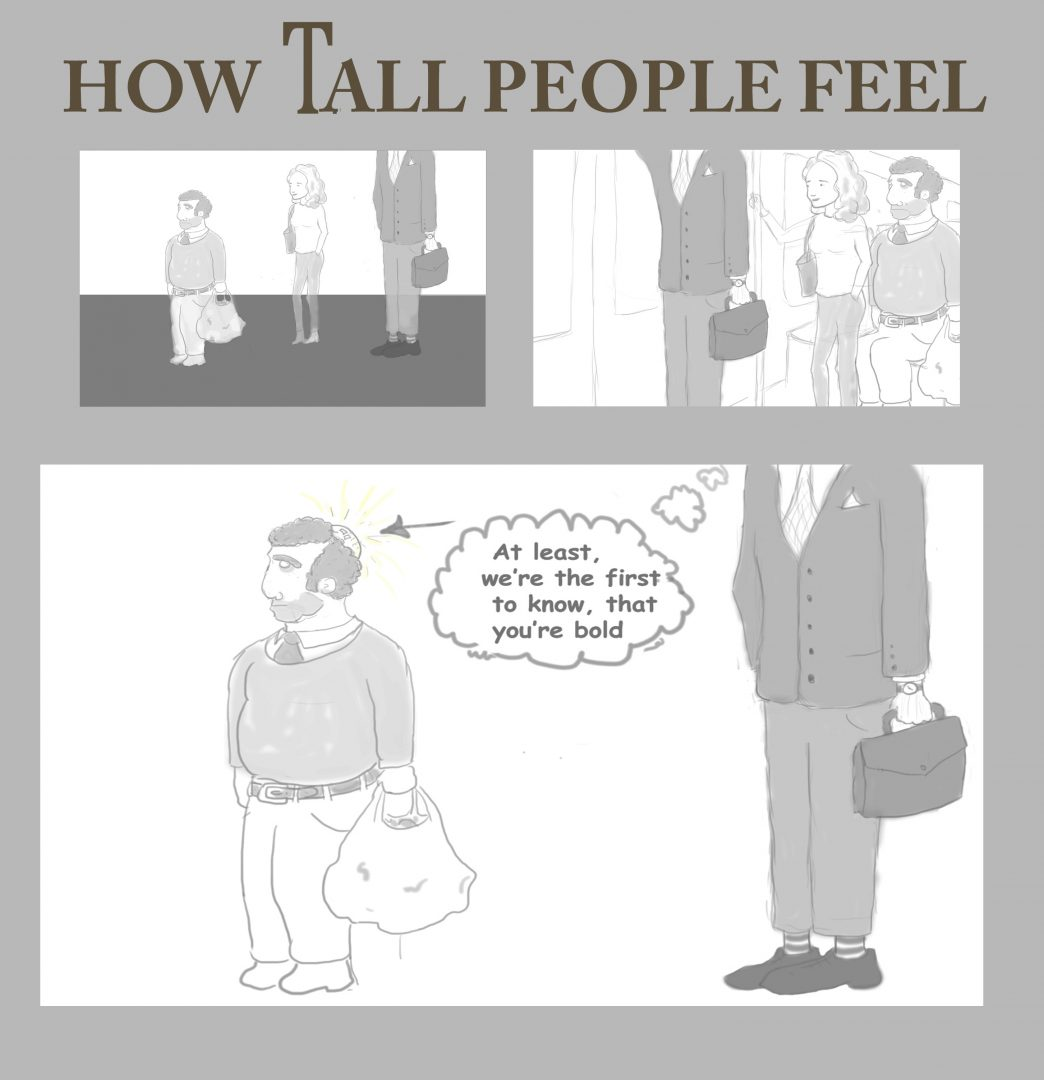 HOW TALL PEOPLE FEEL final