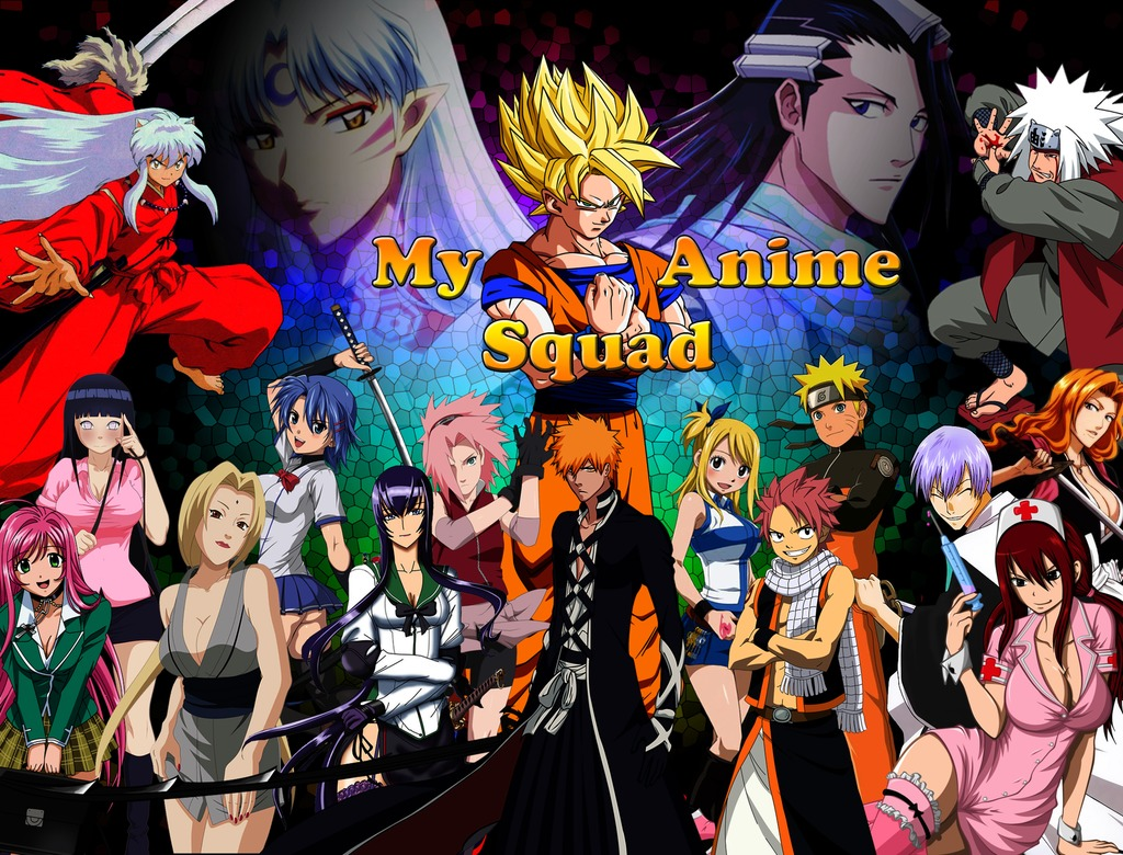 Introduction To Series 1st Part Anime By Marius Marmakas